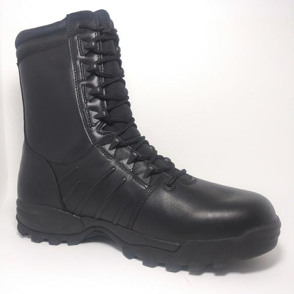 Matterhorn Other - Matterhorn Men Black Combat Boots Size 9M NWT